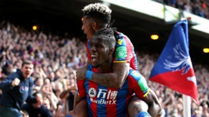 Wilfried Zaha - cropped