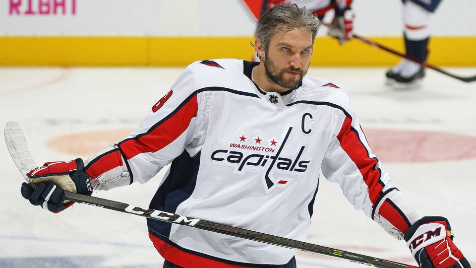 Capitals star Alex Ovechkin becomes highest-scoring Russian player in NHL history