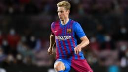 Barcelona star Frenkie de Jong