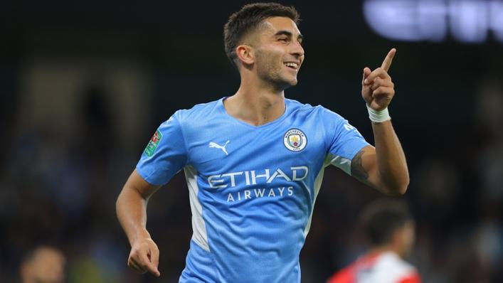 Manchester City forward Ferran Torres is in demand