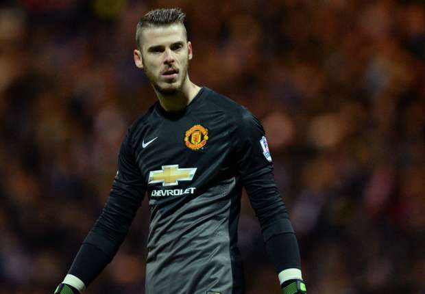 Van Gaal: De Gea must make his mind up - Goal.com