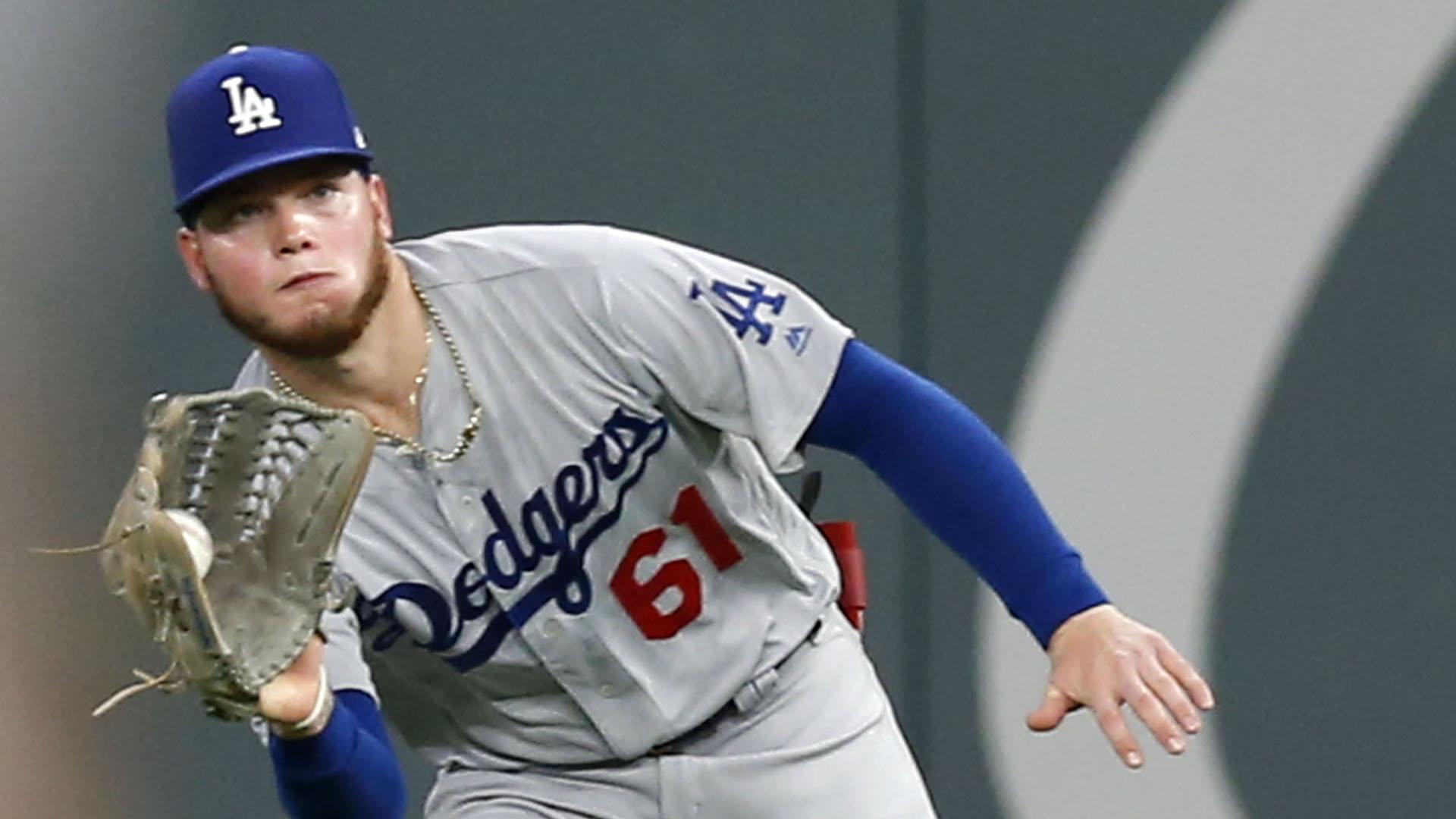 MLB wrap: Who is Alex Verdugo?
