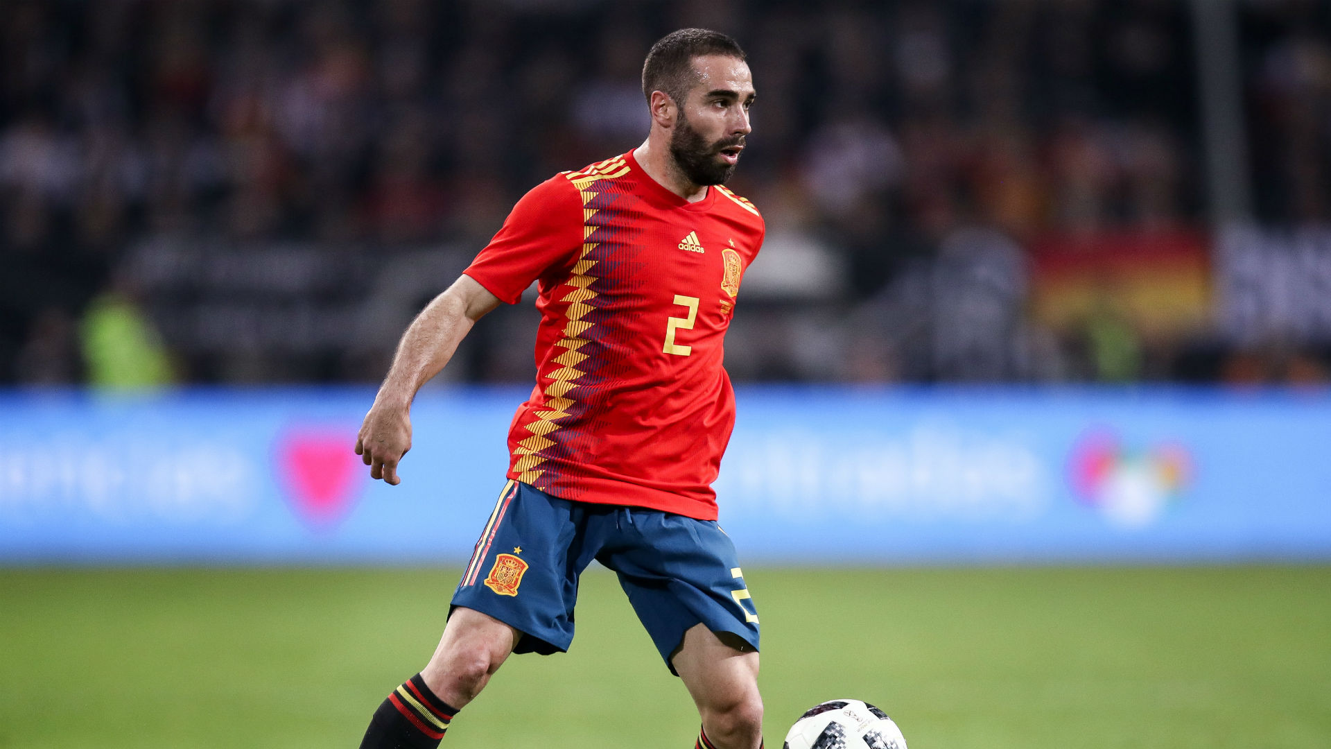 Carvajal could miss Spain's first two World Cup games - Lopetegui