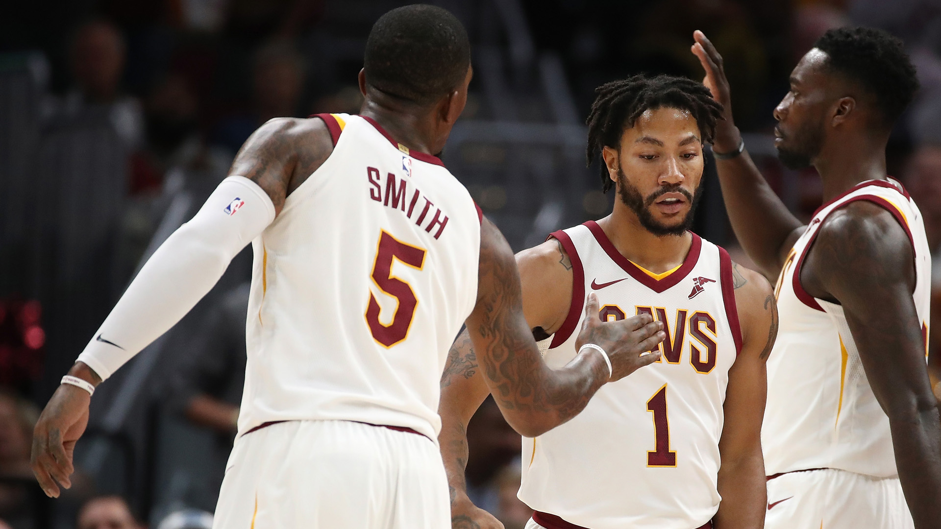 Derrick Rose prefers playing for Cavs over Knicks: 'Here I got freedom'