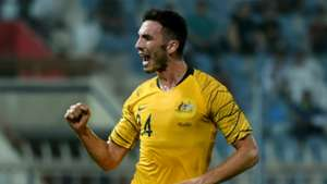 Injury-hit Australia name Giannou as Boyle's Asian Cup replacement