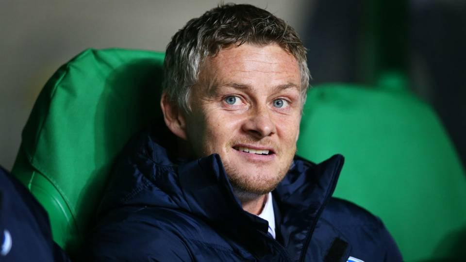 Manchester United appoints Ole Gunnar Solskjaer manager until end of season