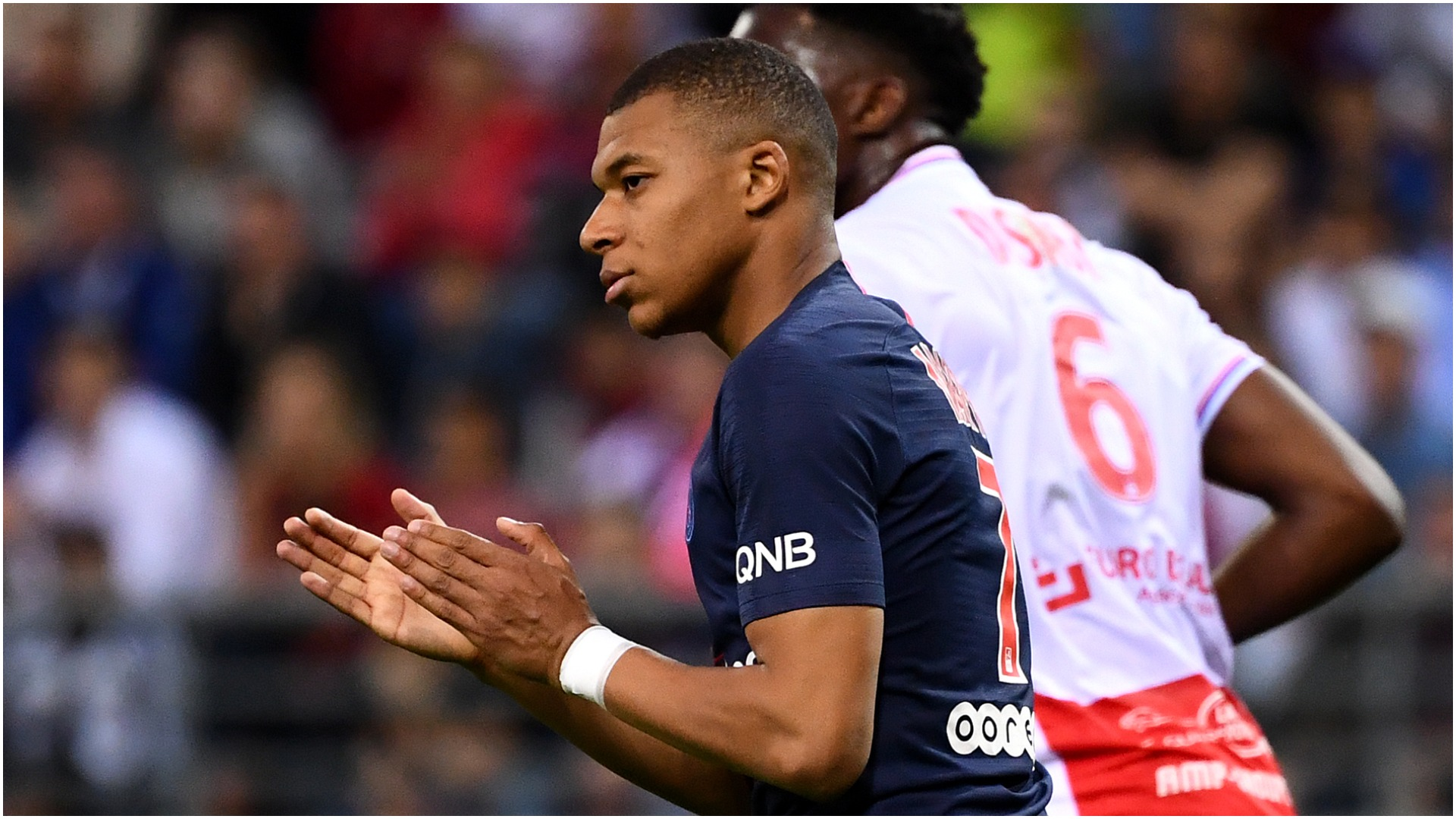 PSG lose to Reims, Monaco stay up in Ligue 1