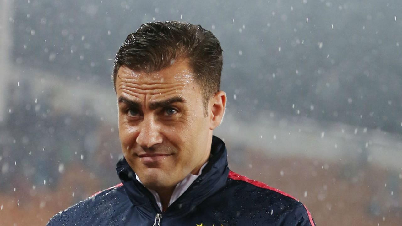 F Cannavaro News & Profile Page 1 of 1
