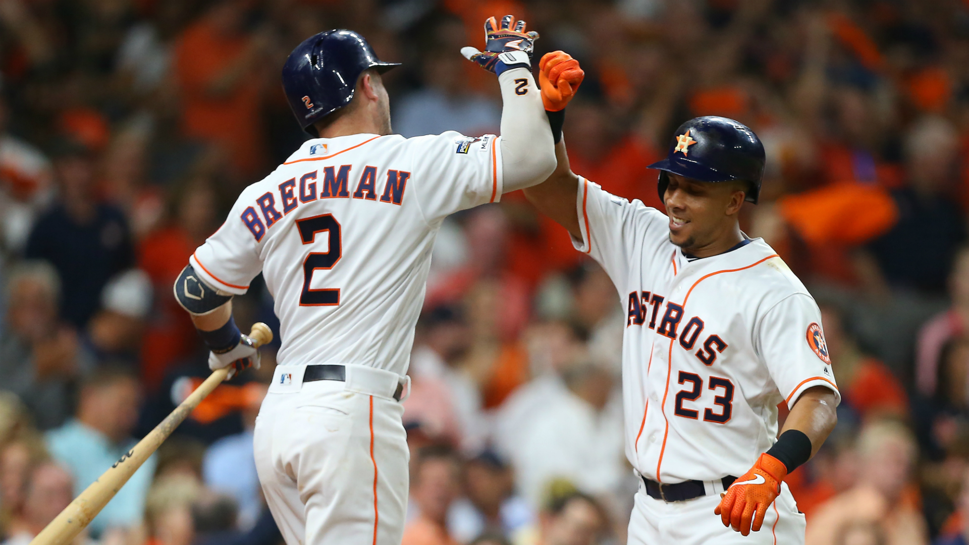 Three takeaways from Astros' win over the Rays in ALDS Game 5