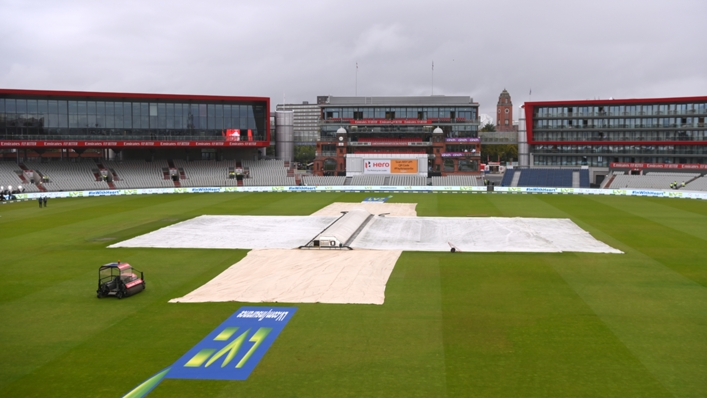 Old Trafford was due to host the fifth Test between England and India