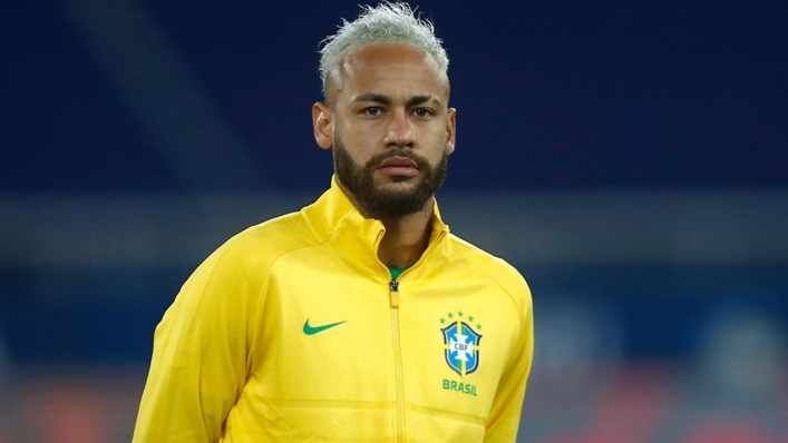 Neymar's Brazil are missing their Premier League contingent of players