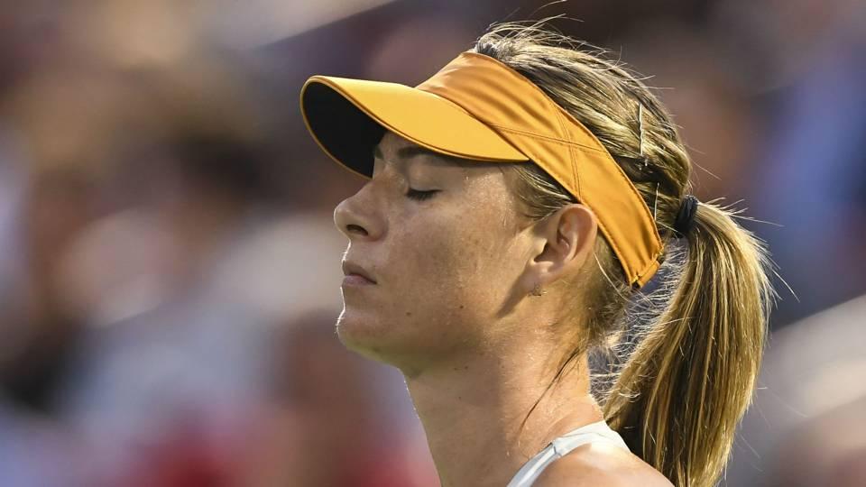 Maria Sharapova suffers injury days before Australian Open; Bianca Andreescu stuns Venus Williams