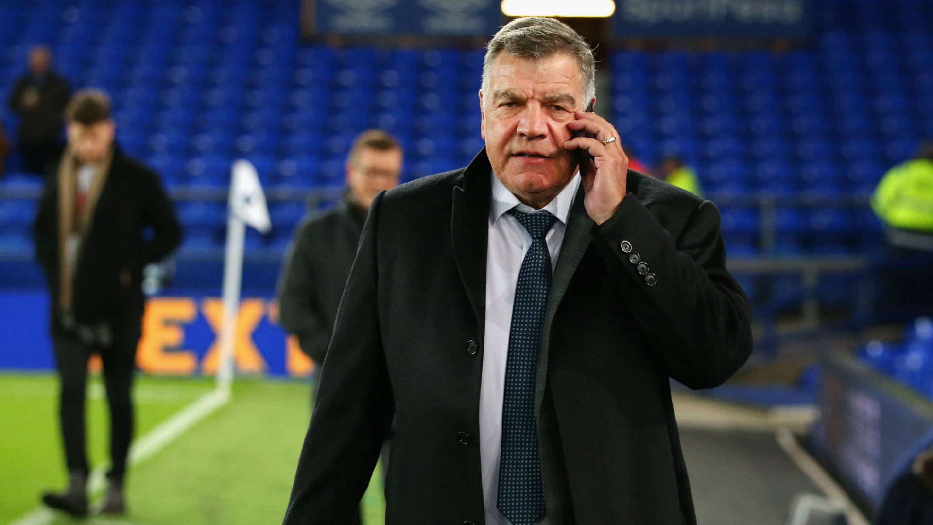 Sam Allardyce confirmed as Everton boss on 18-month deal