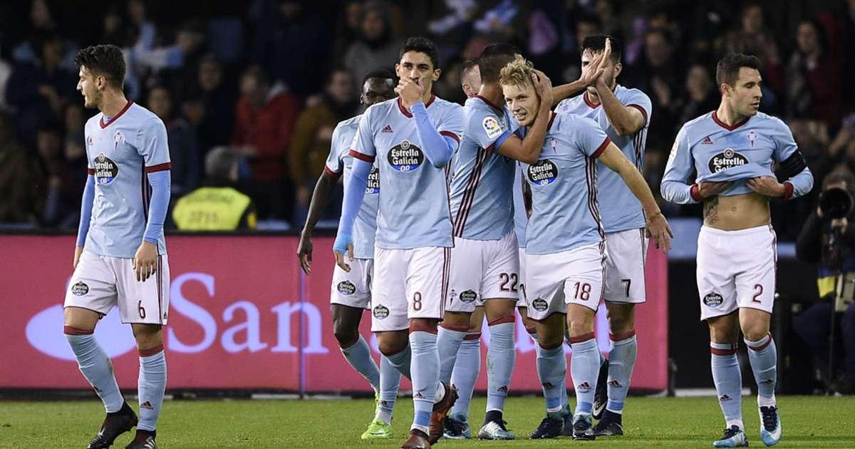 Celta Vigo 2 Real Madrid 2: Gomez extends Zidane's away-day woes