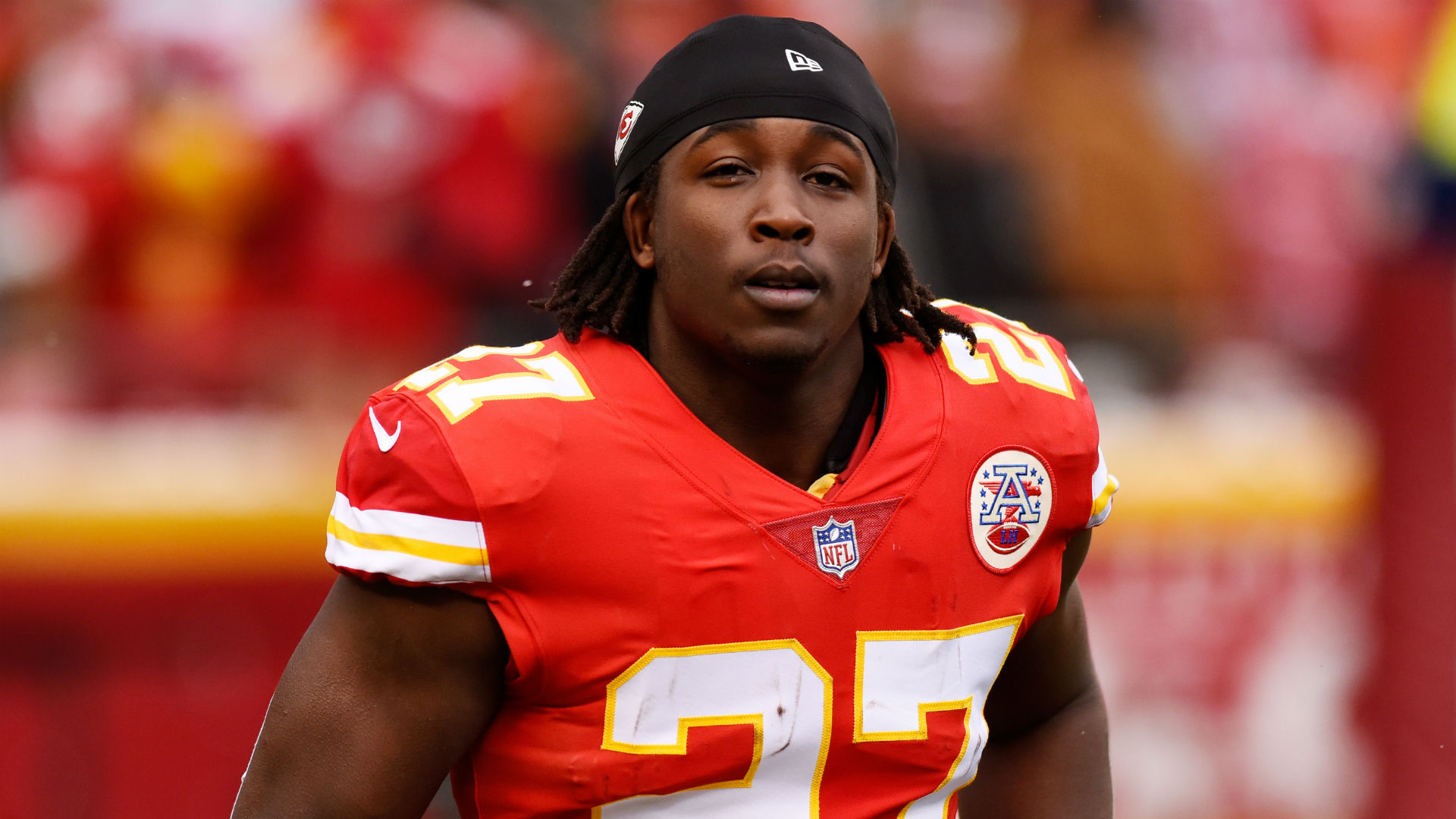 Kareem Hunt believes Browns' offense can 'definitely' be as good as the Chiefs'