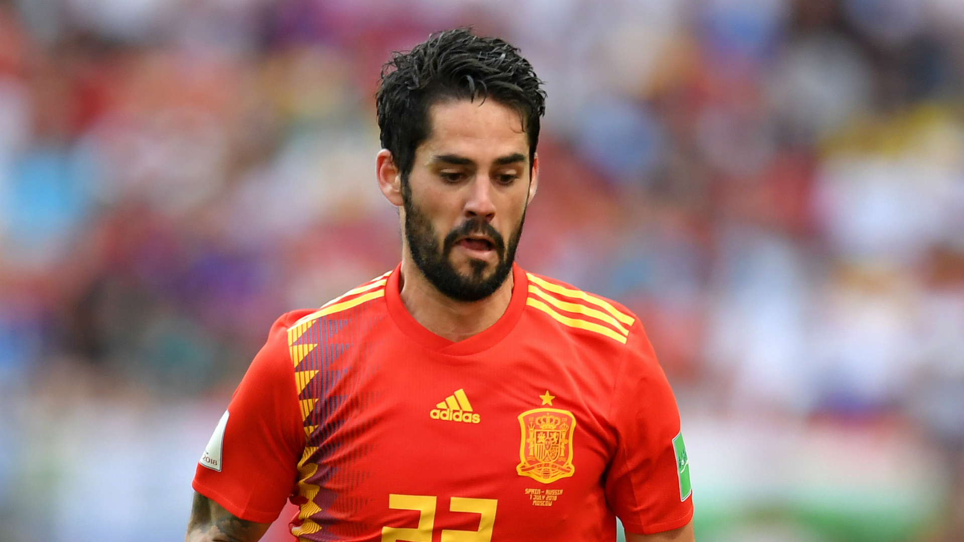 Enrique gets tough on Spain