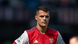 Granit Xhaka has tested positive for COVID-19