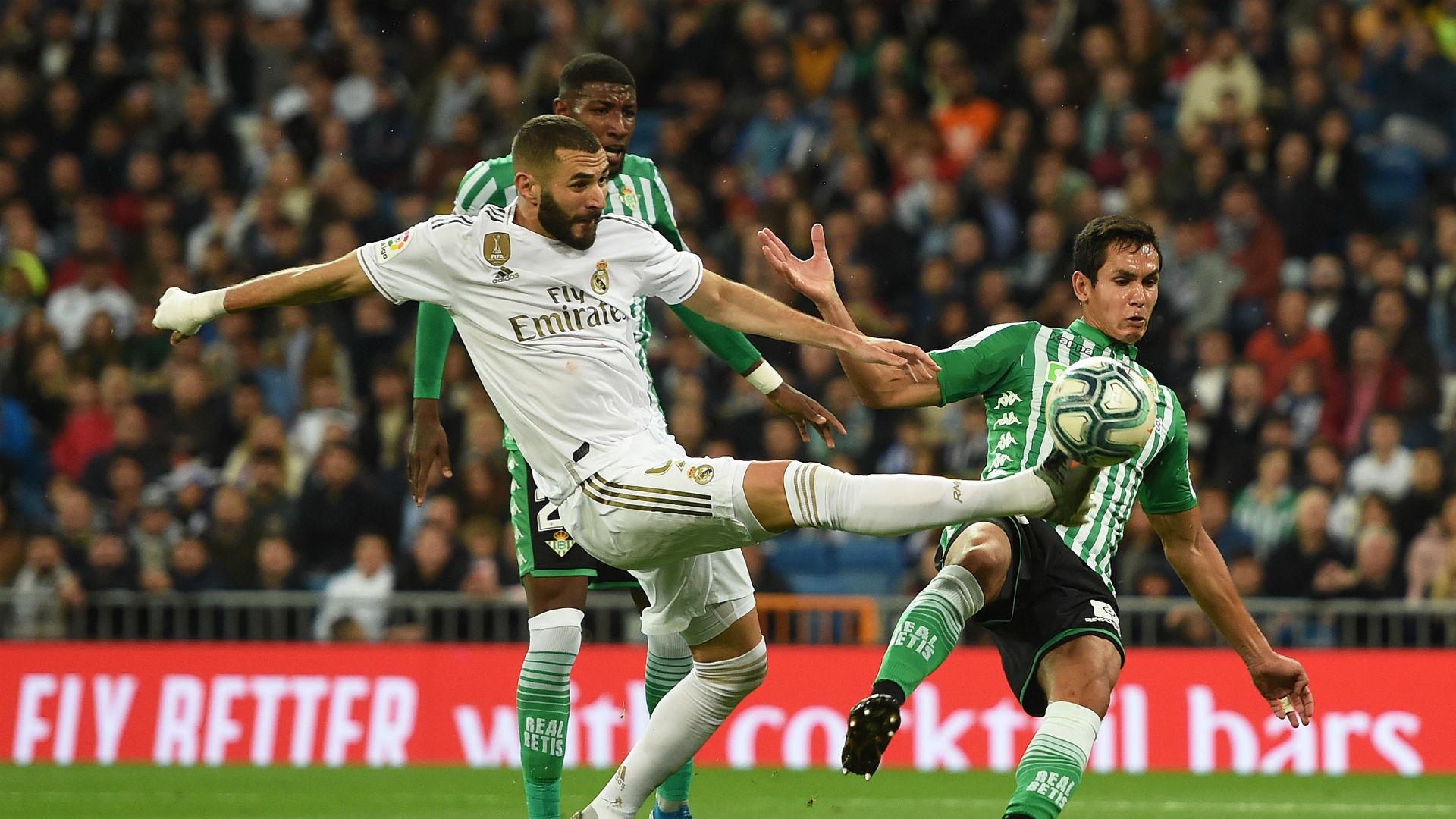 Kết quả hình ảnh cho Real Betis vs Real Madrid