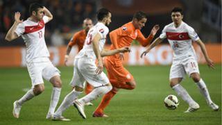 Netherlands v Turkey - cropped