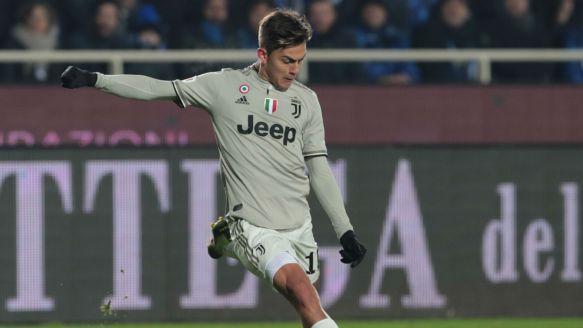 Ronaldo scores 18th league goal for Juventus against Sassuolo