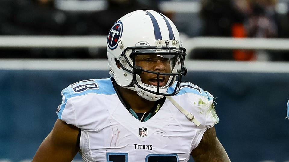 Titans WR Rishard Matthews asks for release, goes home to sit on couch