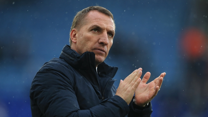 Brendan Rodgers will need all of his tactical nous to overcome Napoli