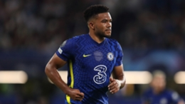 Reece James is currently sidelined with an ankle injury