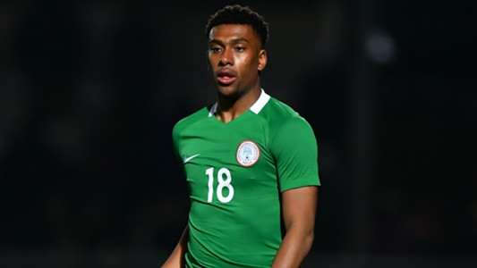 Alex Iwobi - cropped