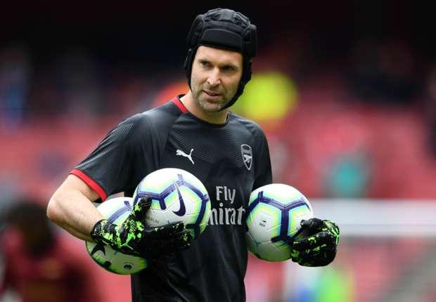 c4b59faa488 Arsenal News: Petr Cech confirms he will retire after Europa League ...