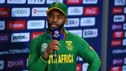 Temba Bavuma speaks after South Africa's T20 World Cup loss to Australia