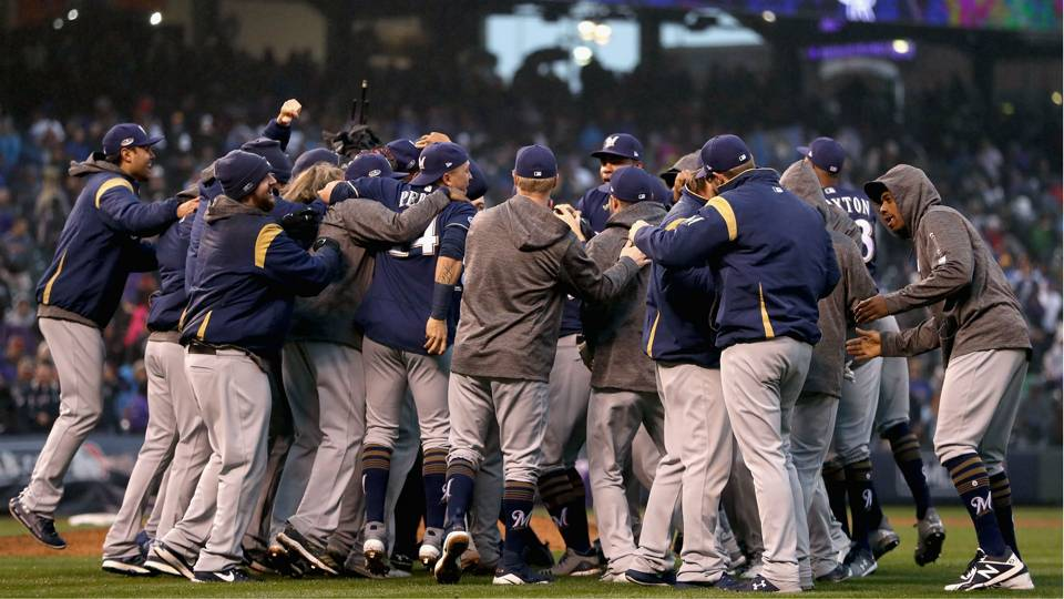 MLB Postseason 2018: Three takeaways from the Brewers' NLDS-clinching win over the Rockies