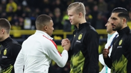 Kylian Mbappe and Erling Haaland could team up at Real Madrid