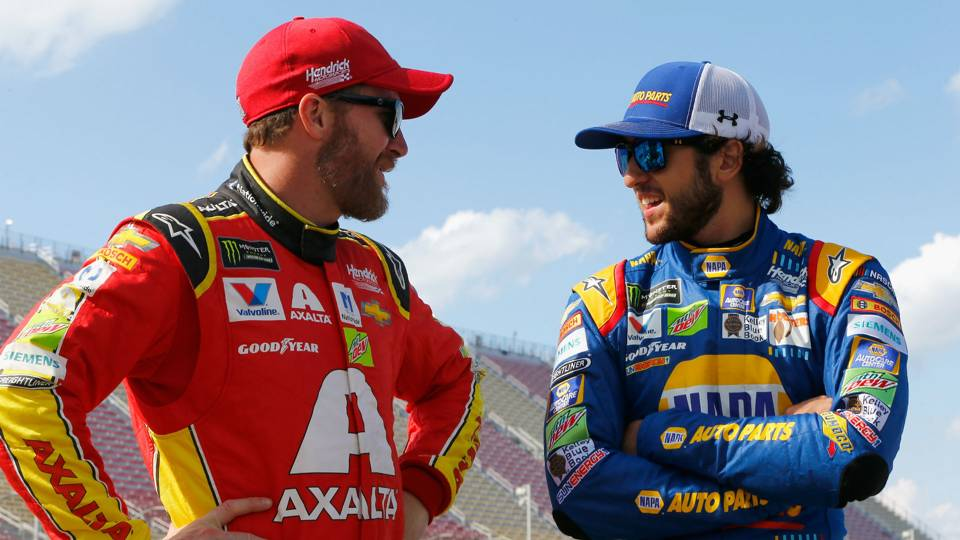NASCAR community agrees on new most popular driver
