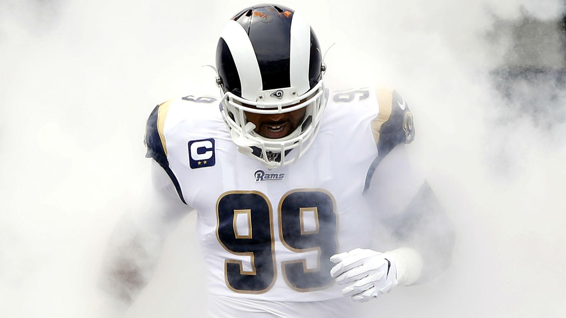 Browns' Odell Beckham Jr. praises Rams' Aaron Donald before Week 3 matchup