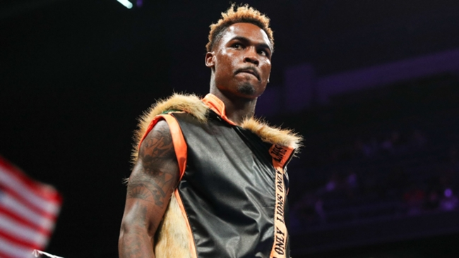 Jermell Charlo holds three of the four major titles at super-welterweight.