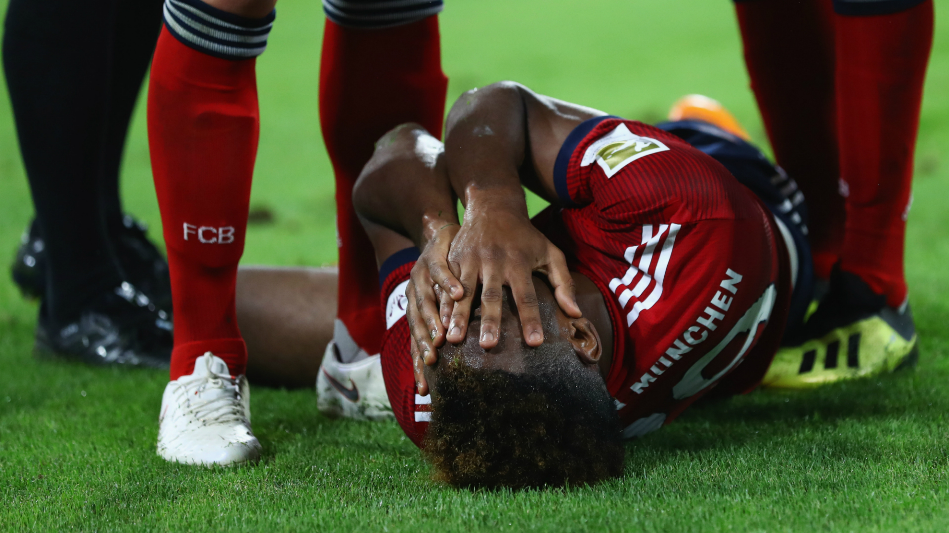 Image result for kingsley coman injury
