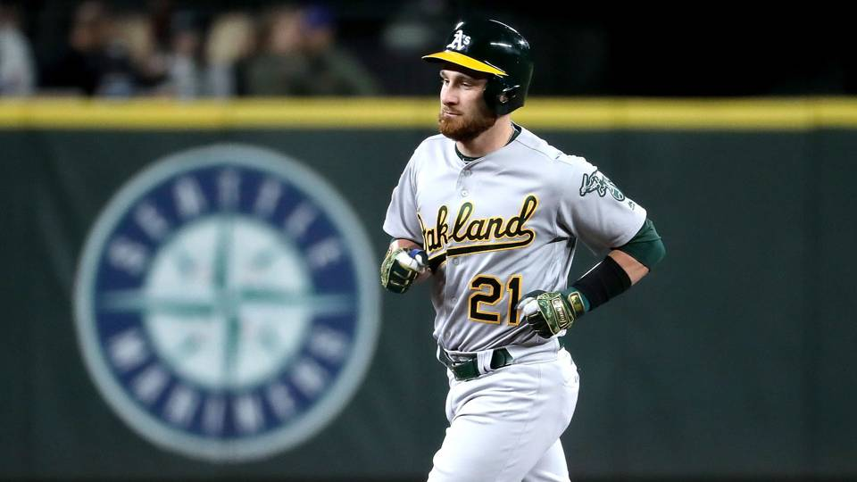 MLB hot stove: Angels sign catcher Jonathan Lucroy to 1-year deal