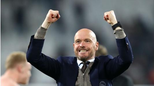 UCL: 'They are amazing!' – Ajax boss Ten Hag relishing Tottenham test   Goal.com