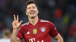 Robert Lewandowski is reportedly wanted by Real Madrid