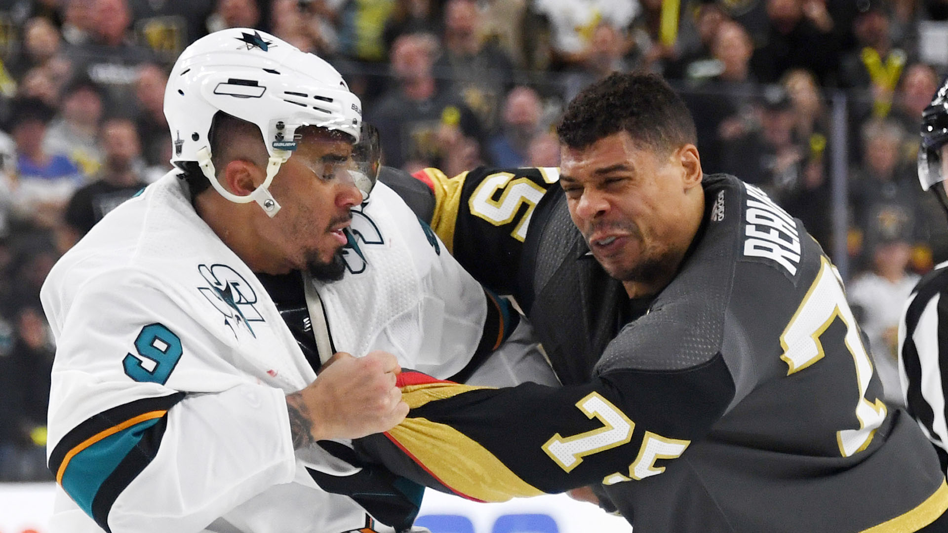 Evander Kane compares Ryan Reaves to the 'Muffin Man ...
