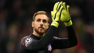 New Atletico deal for 'extraordinary' Oblak delights Simeone