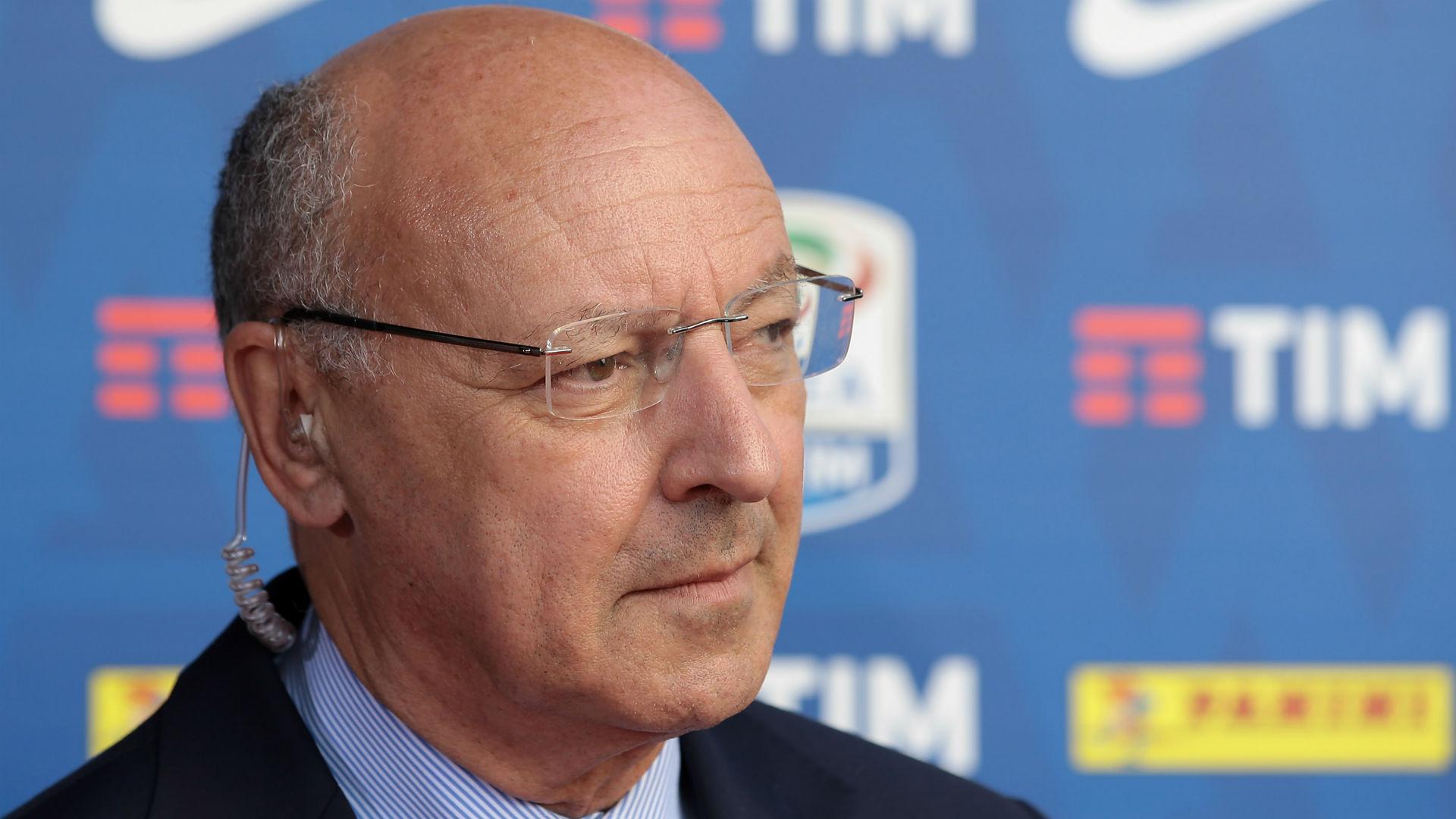 Former Juventus director Giuseppe Marotta joins Inter Milan