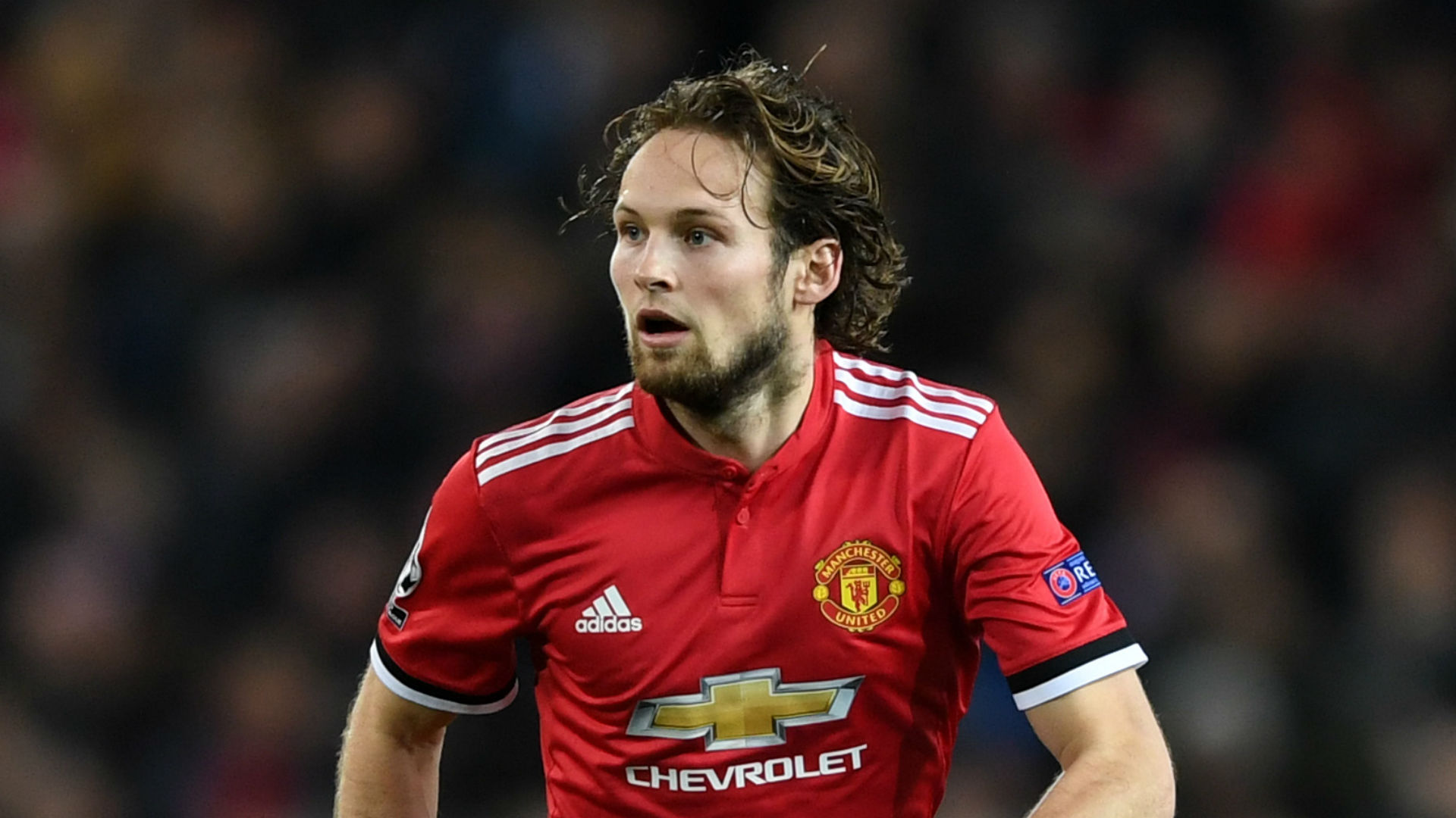 Manchester United 'will not allow Daley Blind to join Roma'