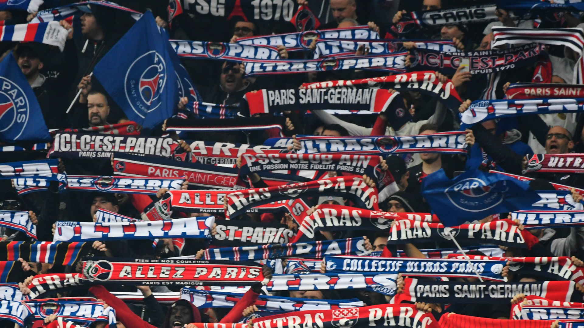 Image result for Paris SG Fan