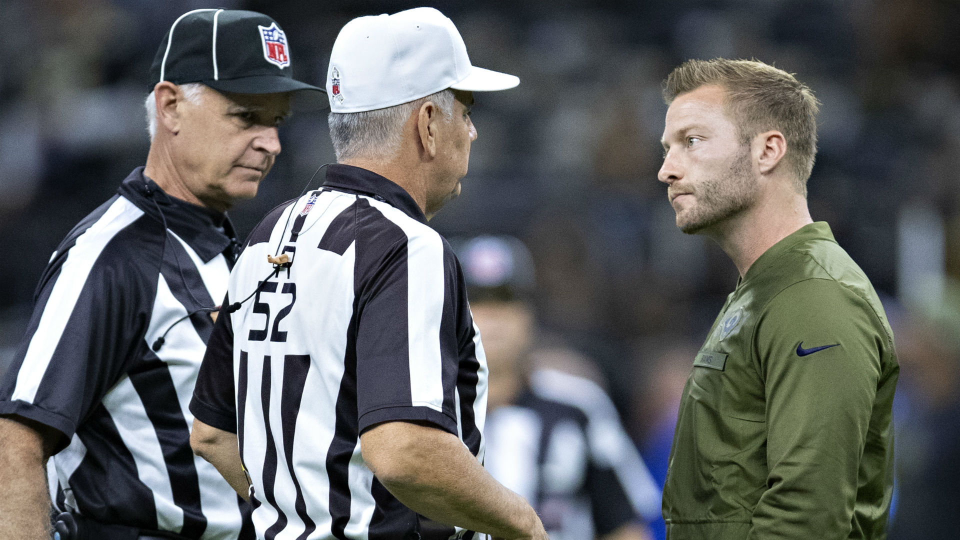 a4ccfeea5a263b Rams fans petition to remove ref from NFC championship | Sporting News