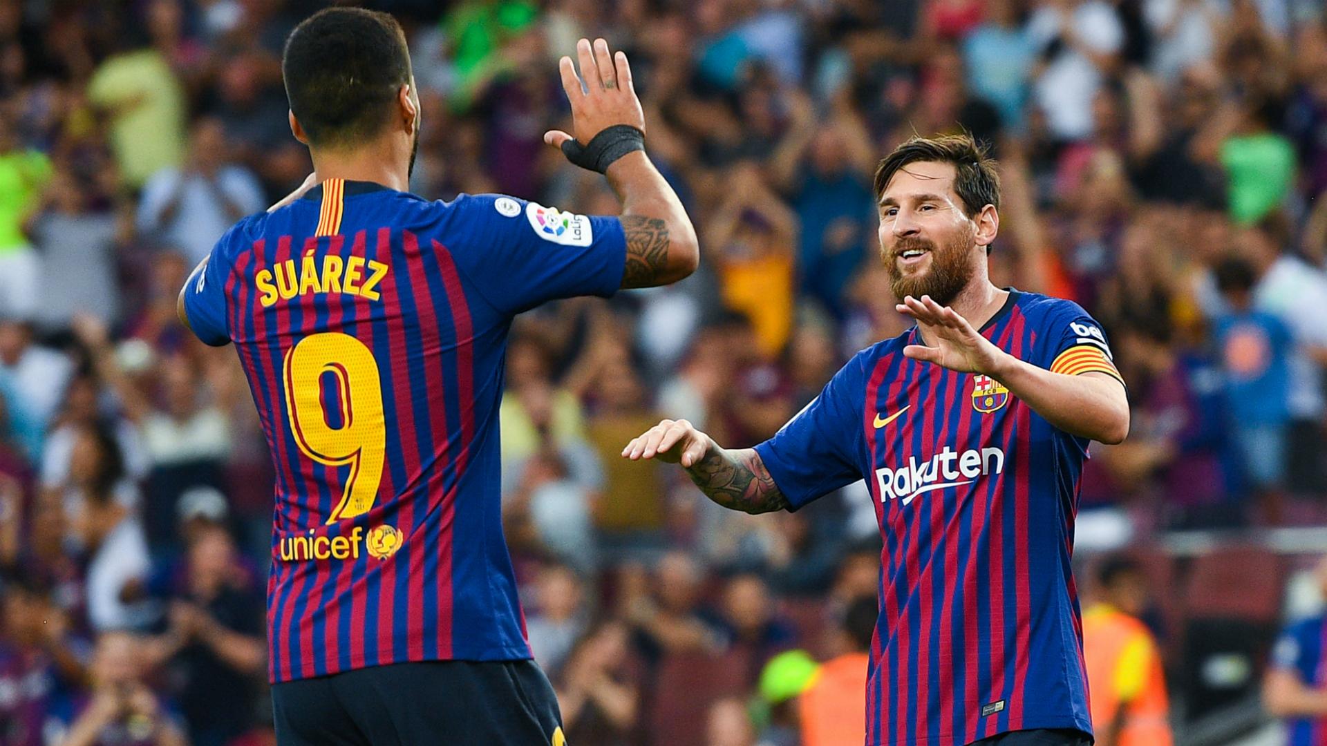 Lionel Messi sets 2018 goals record