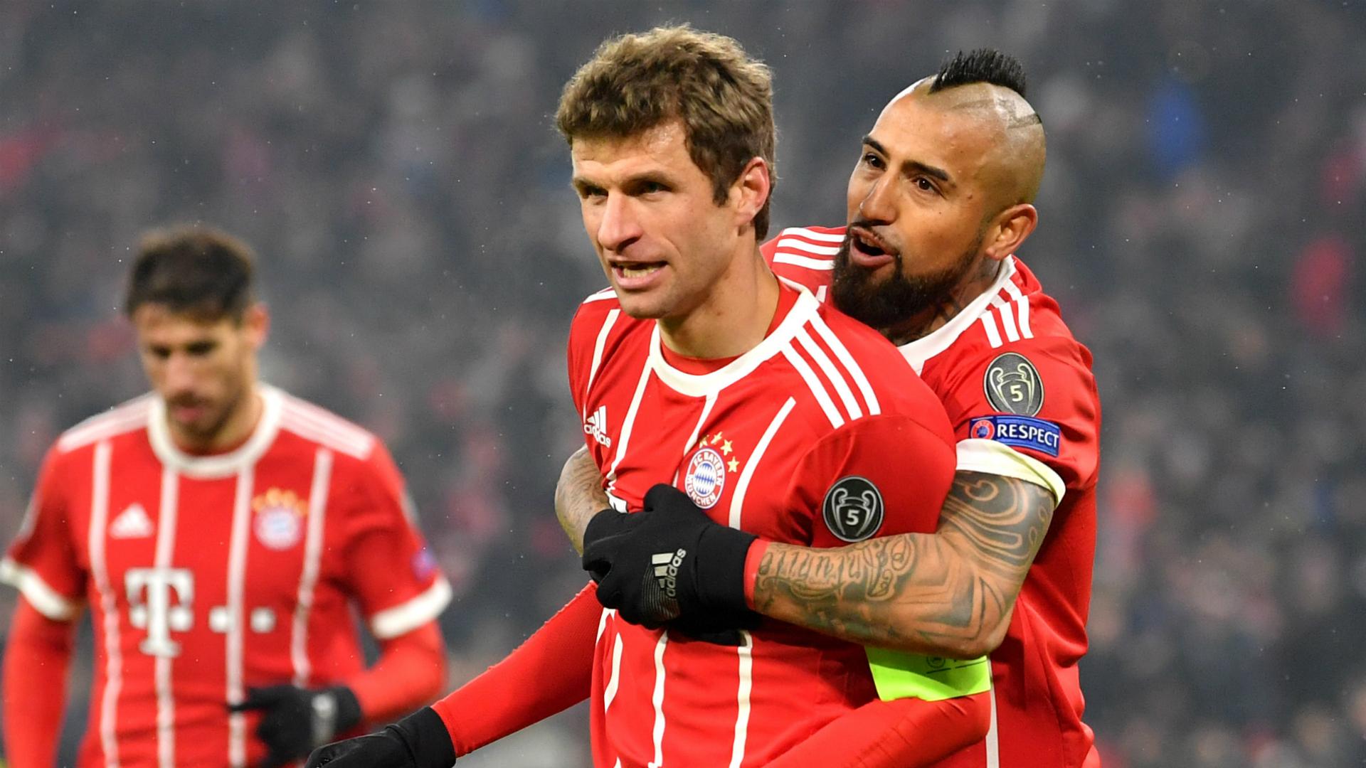 Bayern Munich v Besiktas