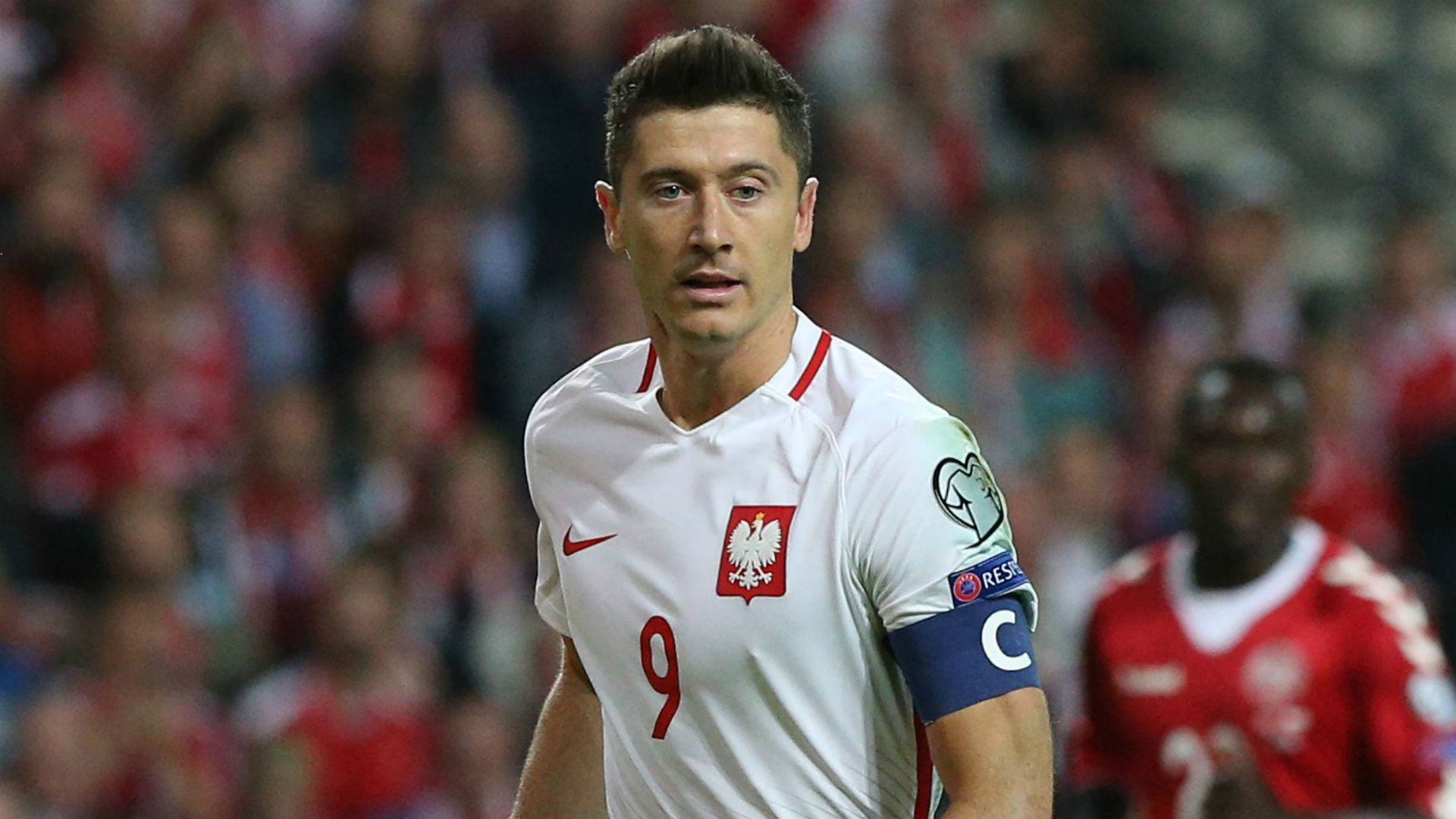 Poland take on Senegal at Spartak Stadium