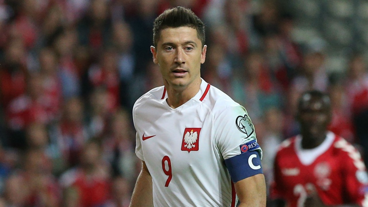Robert Lewandowski breaks Poland s scoring record