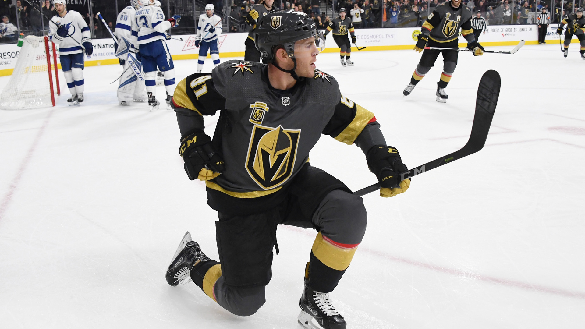 Golden Knights sign C Jonathan Marchessault to 6-year deal